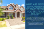 What are Good Improvements to Make Before You Sell Your House?